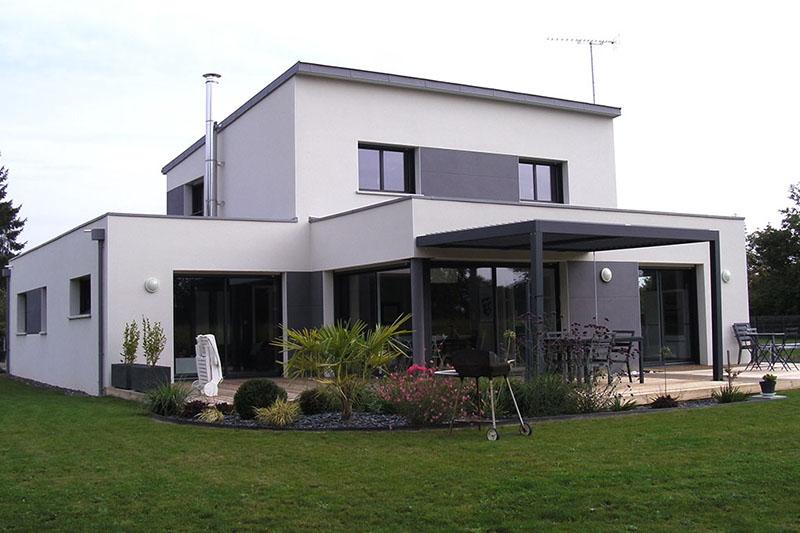 maison sur mesure gasnier maisons individuelles. Black Bedroom Furniture Sets. Home Design Ideas