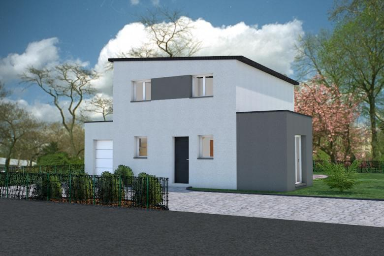 Maison contemporaine 4 chambres - Photo 1