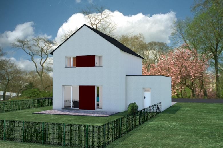 Maison contemporaine 3 chambres - Photo 2