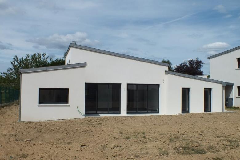 Gasnier maisons Individuelles, Vern sur seiche, Ille et vilaine