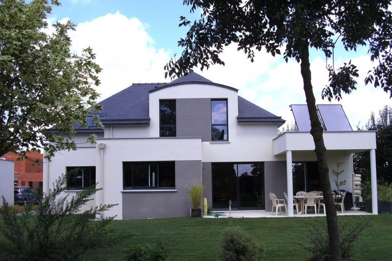 Gasnier maisons Individuelles, Châteaugiron, Ille et Vilaine