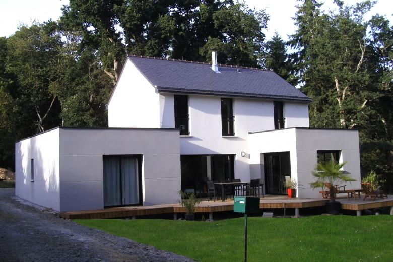 Gasnier maisons Individuelles, Saint Aubin d'Aubigné, Ille et Vilaine