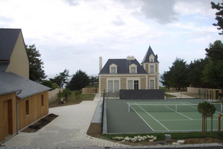 GASNIER construction, Ille et Vilaine, Saint Lunaire